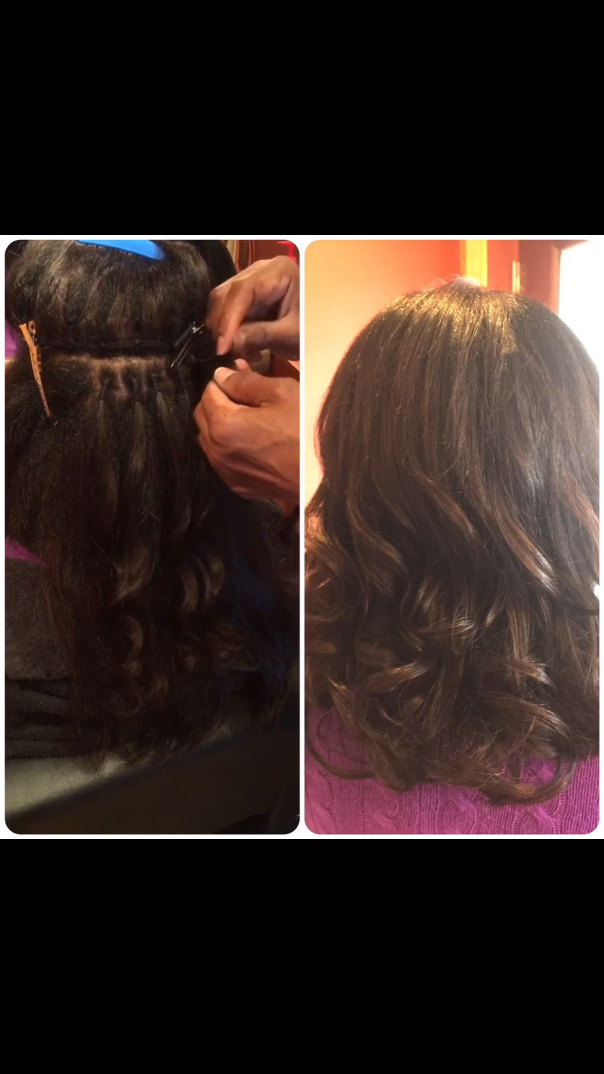 Brazilian Knots Hair Extensions For All Hair Textures Call Nelson