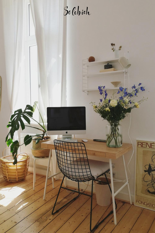 Home Office einrichten – Die schönsten Tipps und Inspirationen für den Arbeitsplatz zuhause #décorationmaisoncocooning