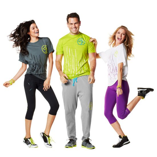 Where can i buy zumba clothes in stores