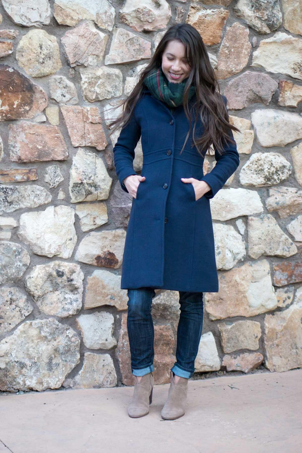 Wardrobe Essentials J Crew Lady Day Coat Review Best Winter Jackets Wardrobe Essentials Coat [ 1800 x 1200 Pixel ]