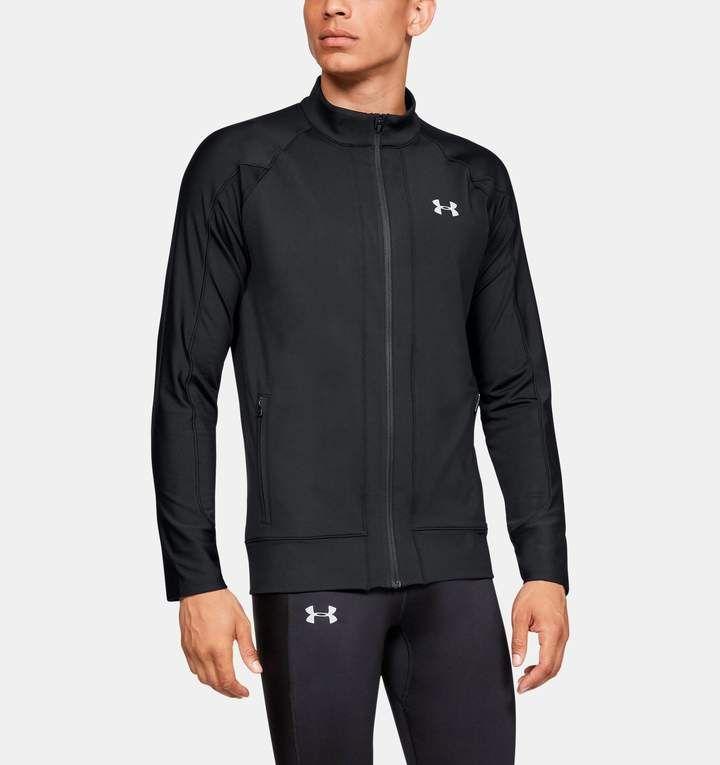 Photo of Men's ColdGear® Run Knit Jacket | Under Armour US
