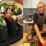 Foodie Friday: Jamie Louise Stevenson & pro-biotic sushi