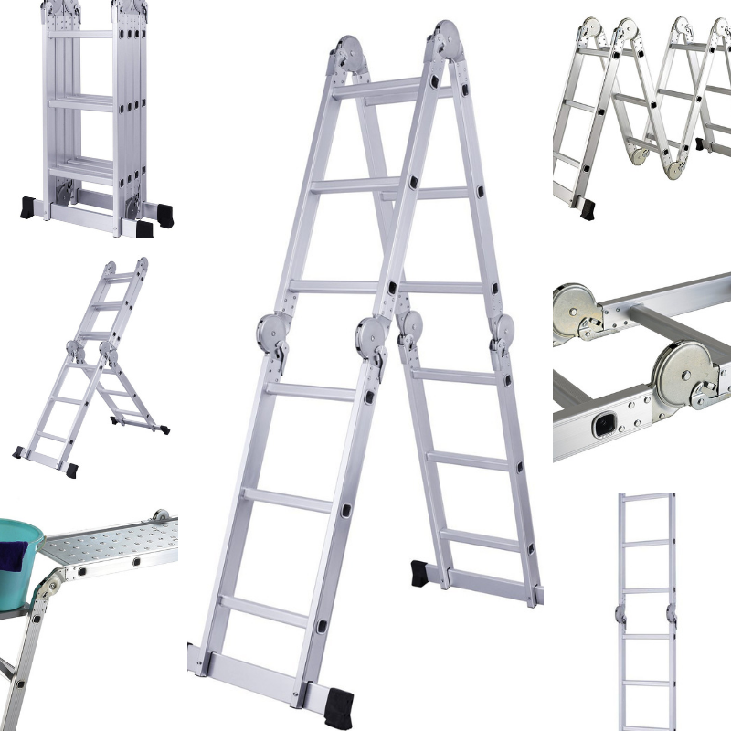 How A Ladder Can Change Your Life Ladder Aluminium Ladder Folding Ladder
