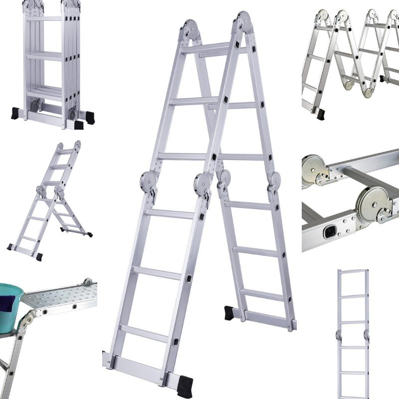How A Ladder Can Change Your Life Ladder Aluminium Ladder Folding Ladder