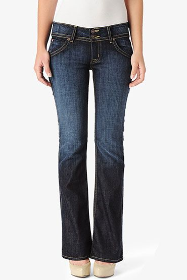 Hudson signature bootcut jeans on sale
