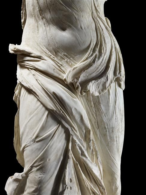 Nike - The Winged Victory of Samothrace