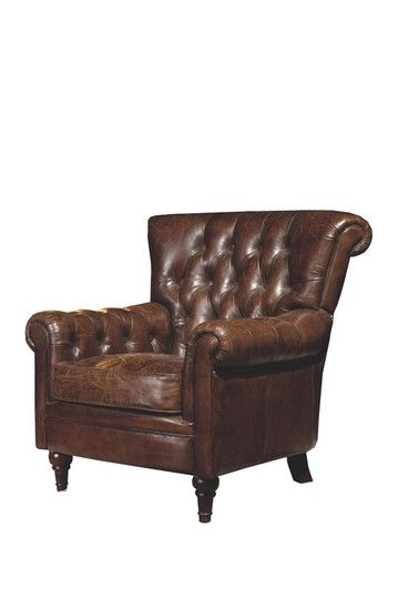 New Castle Club Chair Furniture Accent Chairs Club
