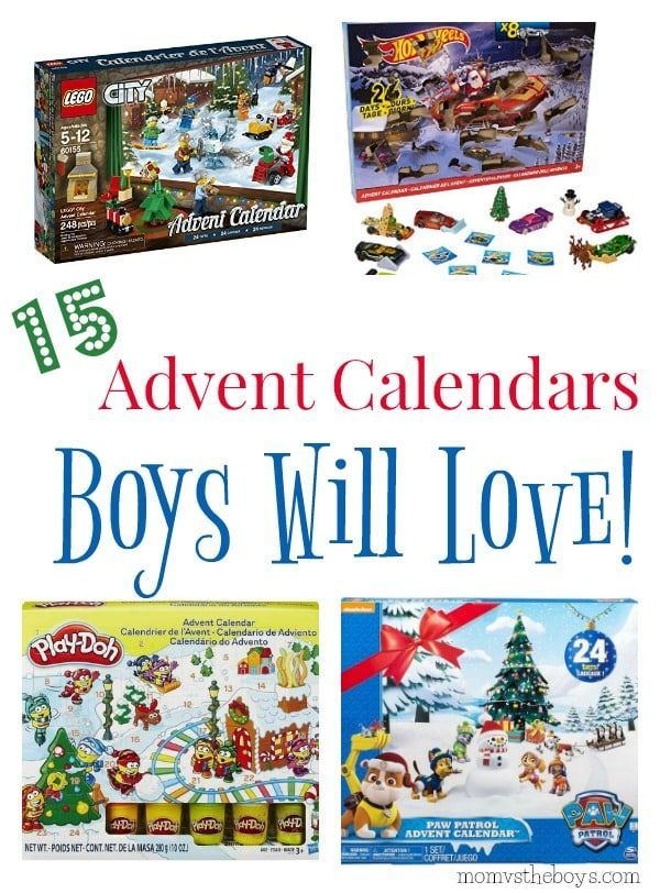 advent calendars boys will love favorite bloggers to. Black Bedroom Furniture Sets. Home Design Ideas