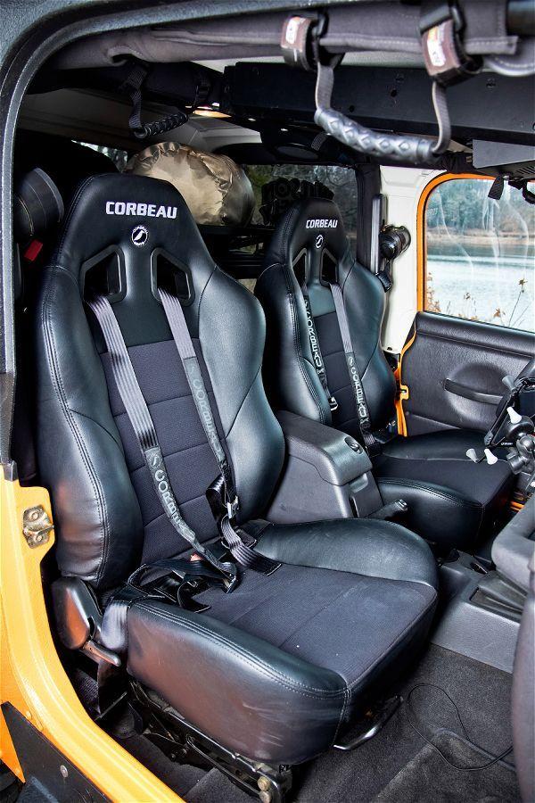 Jeep 2002 Wrangler Tj Overlander Camper Interior Photo 221112713 ...