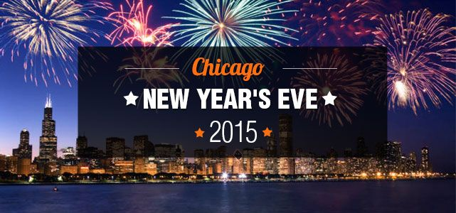 Looking for somewhere to ring in the new year  Check out this list     Chicago New Years Eve 2018 Events