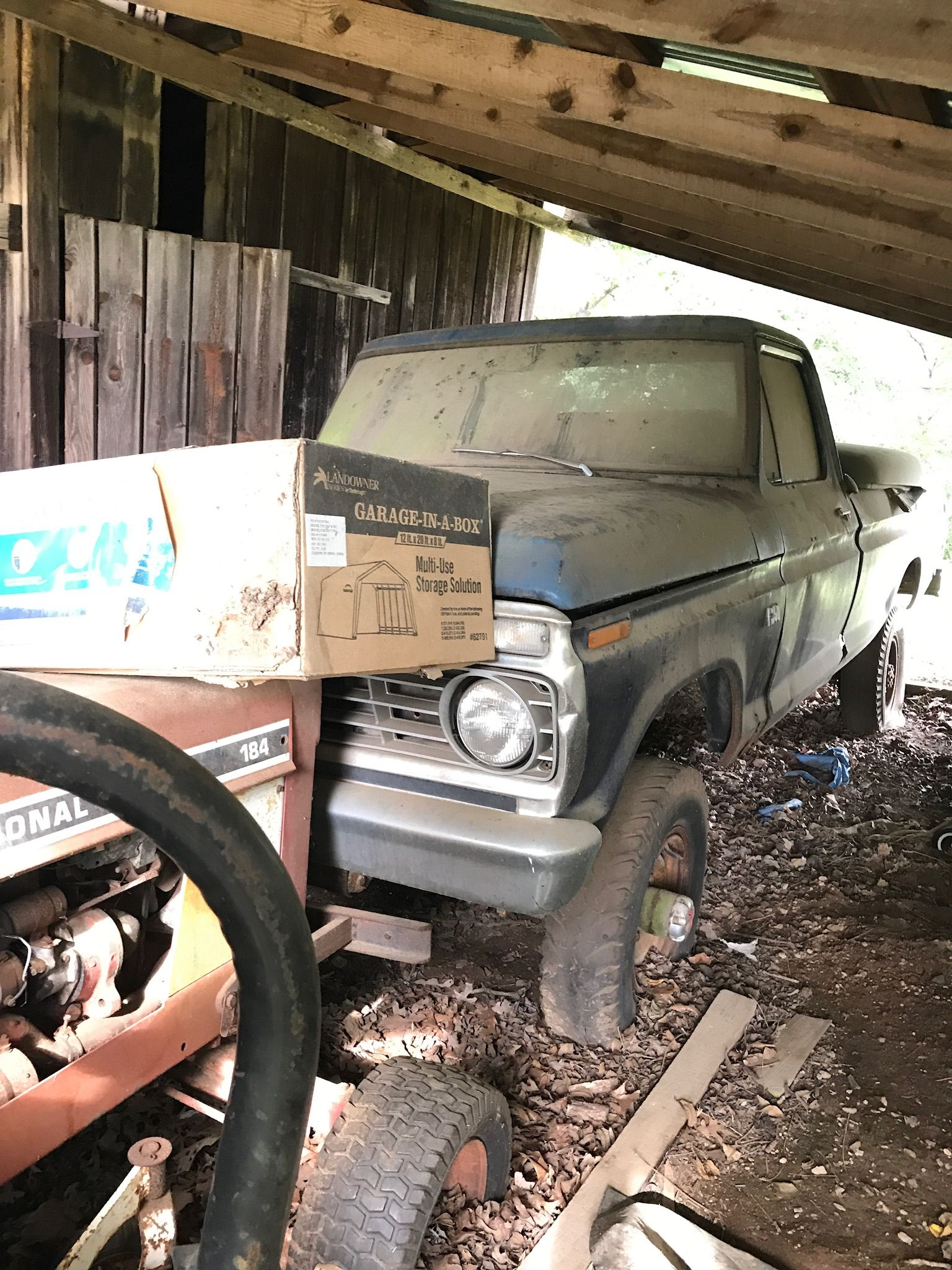 1974 Ford F 250 4x4 Highboy We Rescued A Long Time Ago Planning On 1964