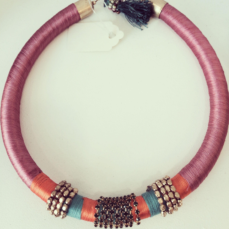 Gargantilla #tantrend #newcolleccion | necklace | Pinterest