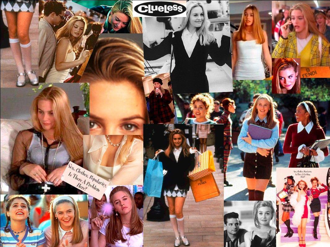 clueless fashion clueless fashion collage 90s fashion