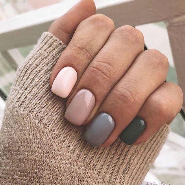 49 Classy And Stylish Short Nail Art Designs Short Nail Designs Short Nail Designs 2019 Nail Designs For Short Nails Gorgeous Nails Neutral Nails Gel Nails