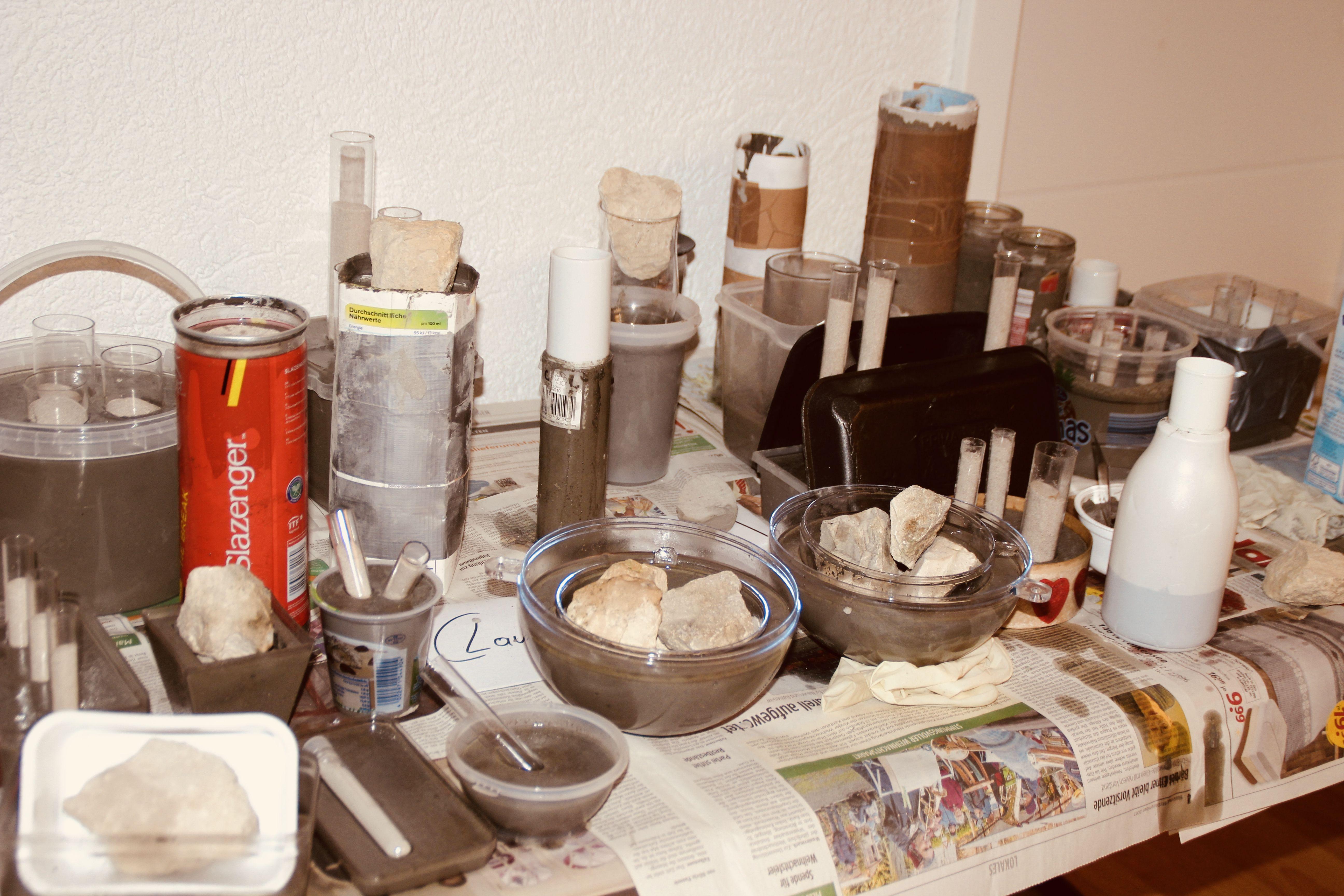buche jetzt unter www.einzigartig-kreatiuvbude.de #beton #vase