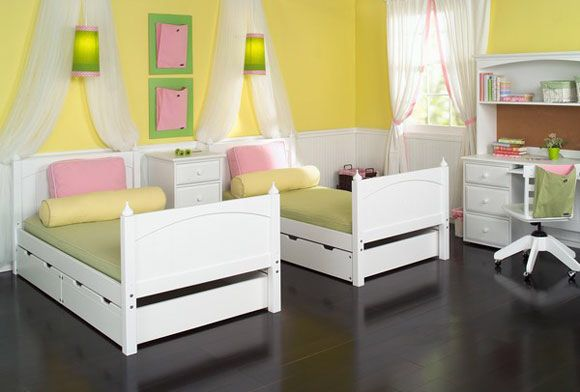 Best For Two Twin Girls Or Just Two Sisters Bed Furniture Set 400 x 300