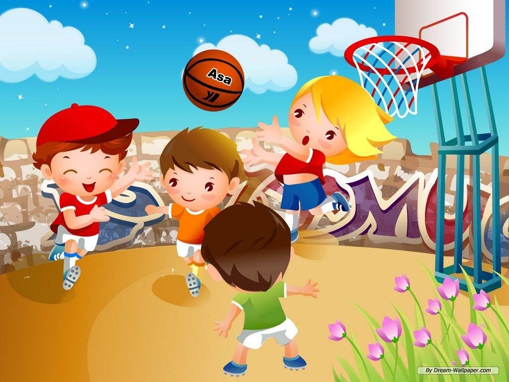 free facebook cartoons wallpaper cartoon games children background 72754 - Pictures Of Cartoons For Kids