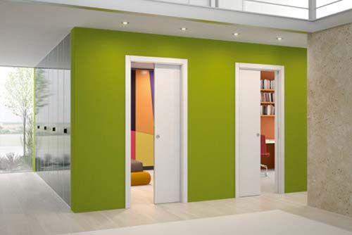 33 idées de portes coulissantes déco Deco and Loft - porte coulissante sur mesure prix