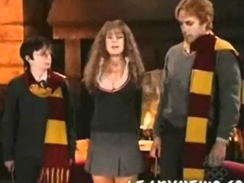 Harry potter harmoni parody lesbian free videos