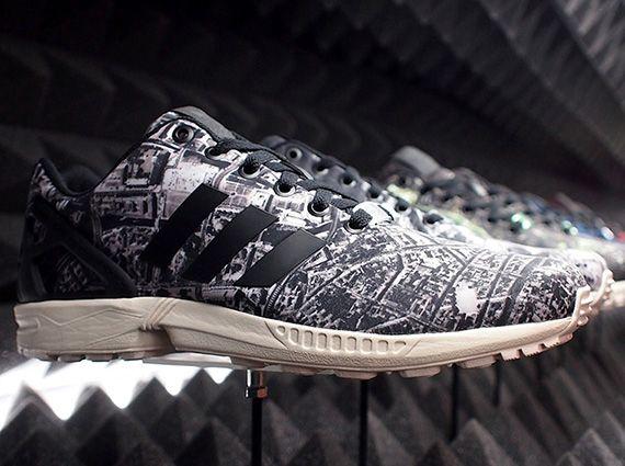 Adidas zx flujo estrena la ciudad con este exclusivo pack de Berlín
