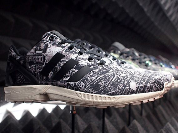 Adidas debuts la zx flusso city pack con berlino esclusiva
