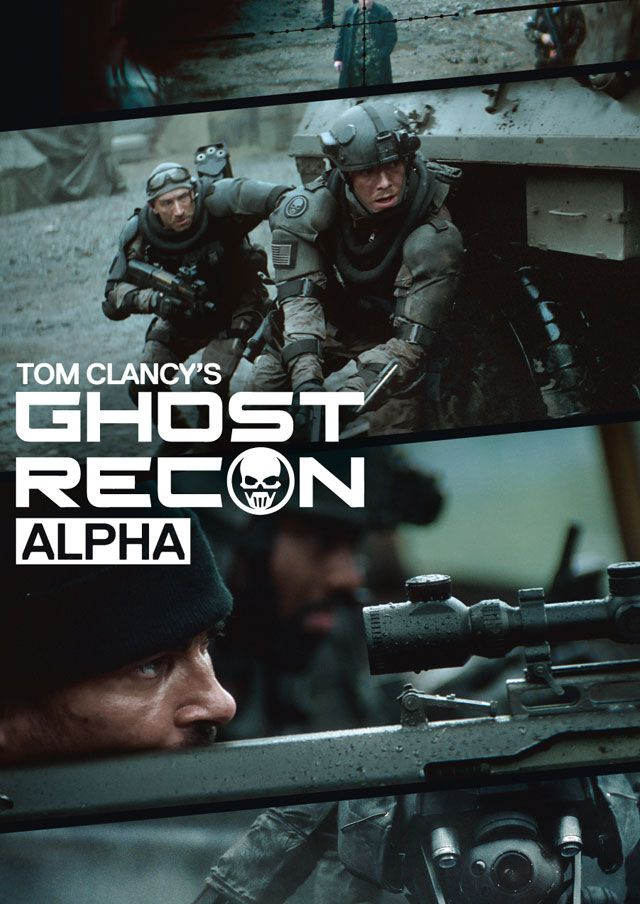 Ubisoft Announces Tom Clancy S Ghost Recon Alpha Availability Tom Clancy Ghost Recon Techno Thriller Ubisoft