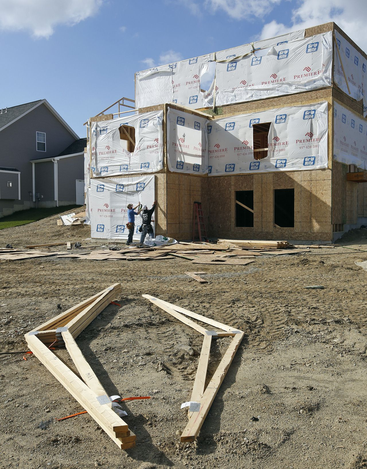 This is great news for Dayton, Ohio New Home Builders