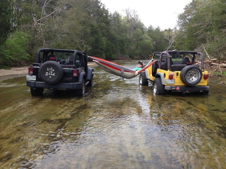 8 Ways To Hang Jeep Camping Jeep Life Jeep
