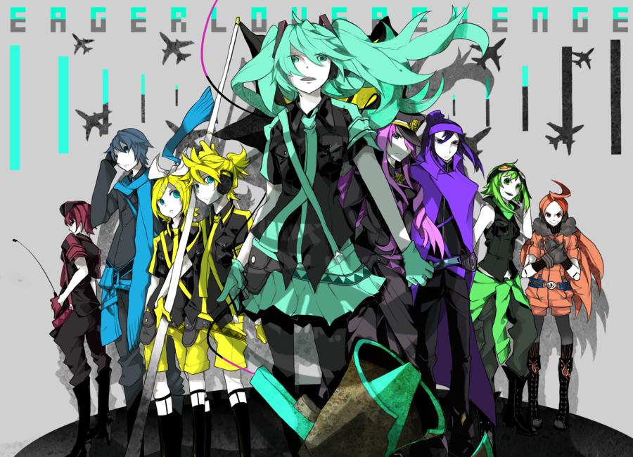 vocaloid love is war Google Search Vocaloid, Kaito