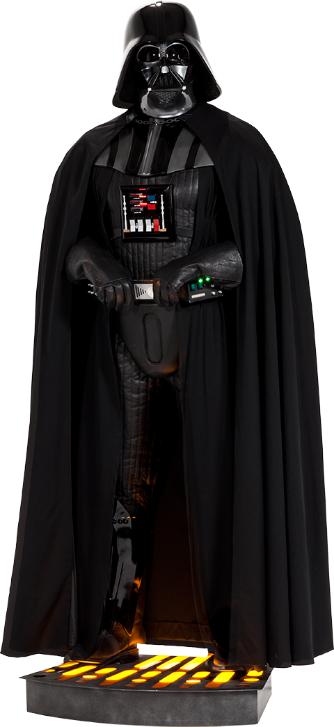 Star Wars Darth Vader Life Size Figure By Sideshow Collectib