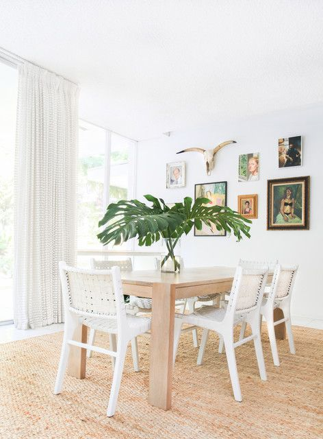 Kelly Oxford's Kitschy Mid-Century Redesign in LA-Home Polish