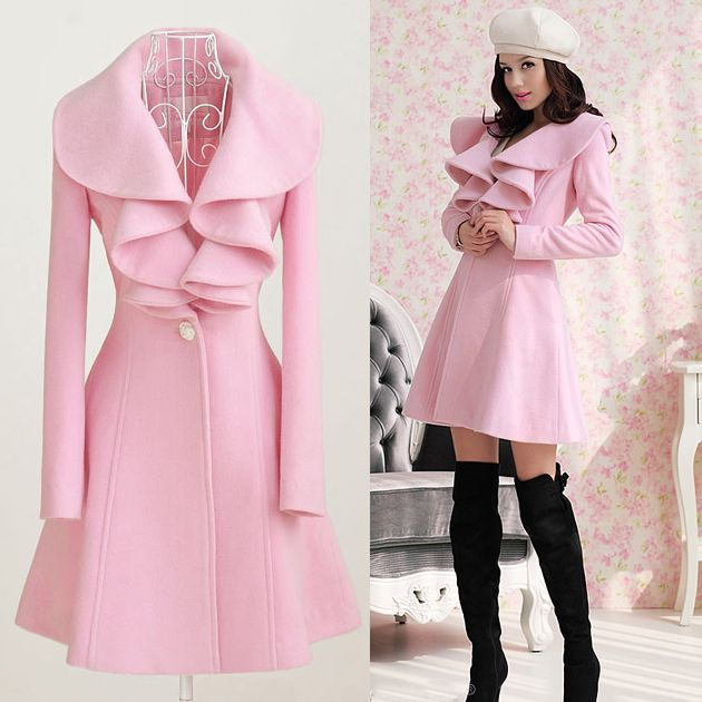 New Arrival 2013 Winter Outerwear Coats Women Long Cashmere ...