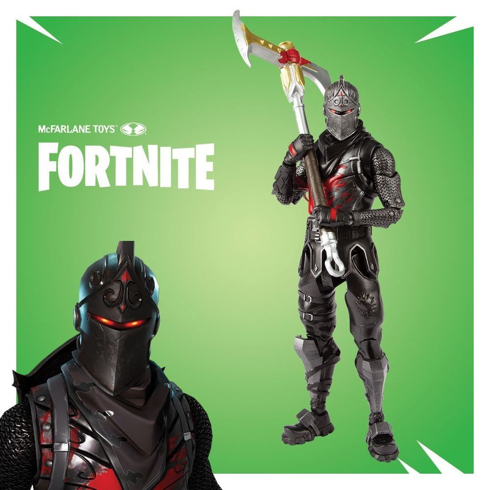 Black Knight7-Inch Action Figure Fortnite//McFarlane Toys