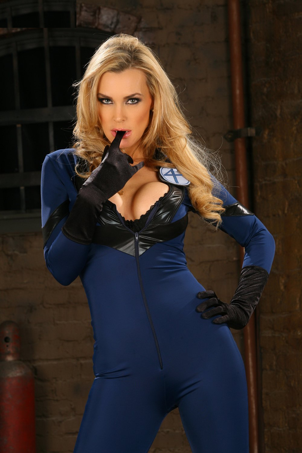 Sexy Superheroines — Invisible Woman (Sue Storm) from Fantastic 4.   Sue Storm   Pinterest ...