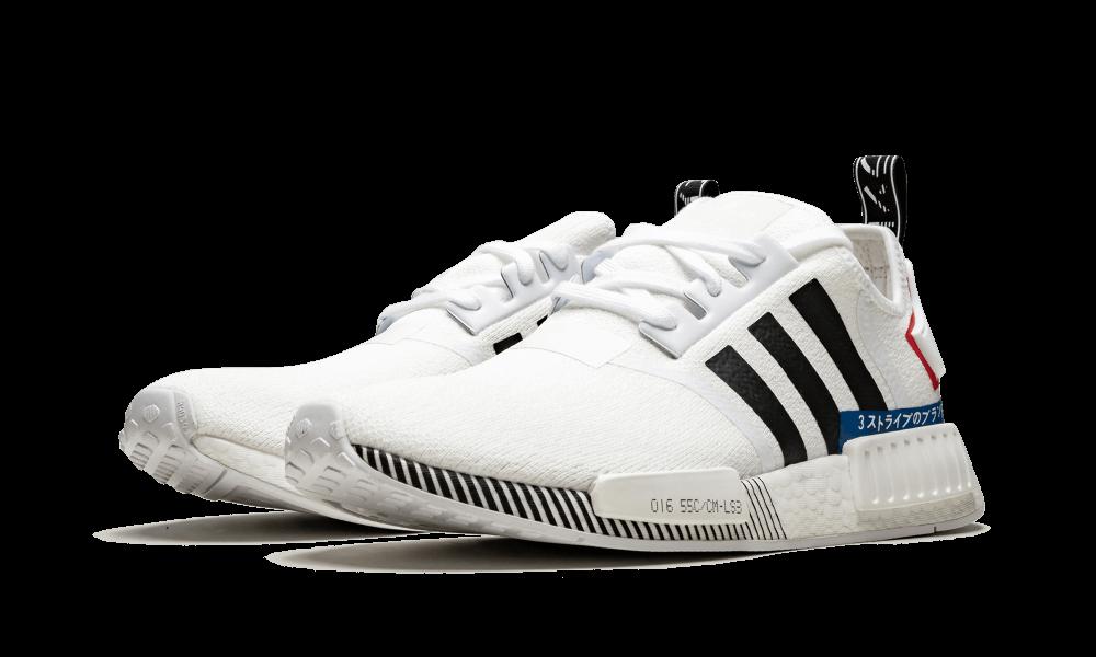 adidas nmd runner blancos