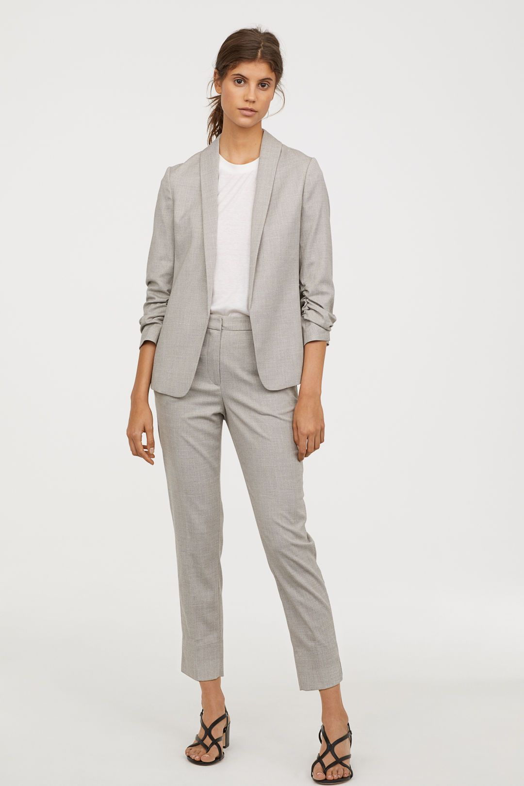 Verwonderend Geklede broek | Broeken, Nette kleding, Werkkleding dames SH-99