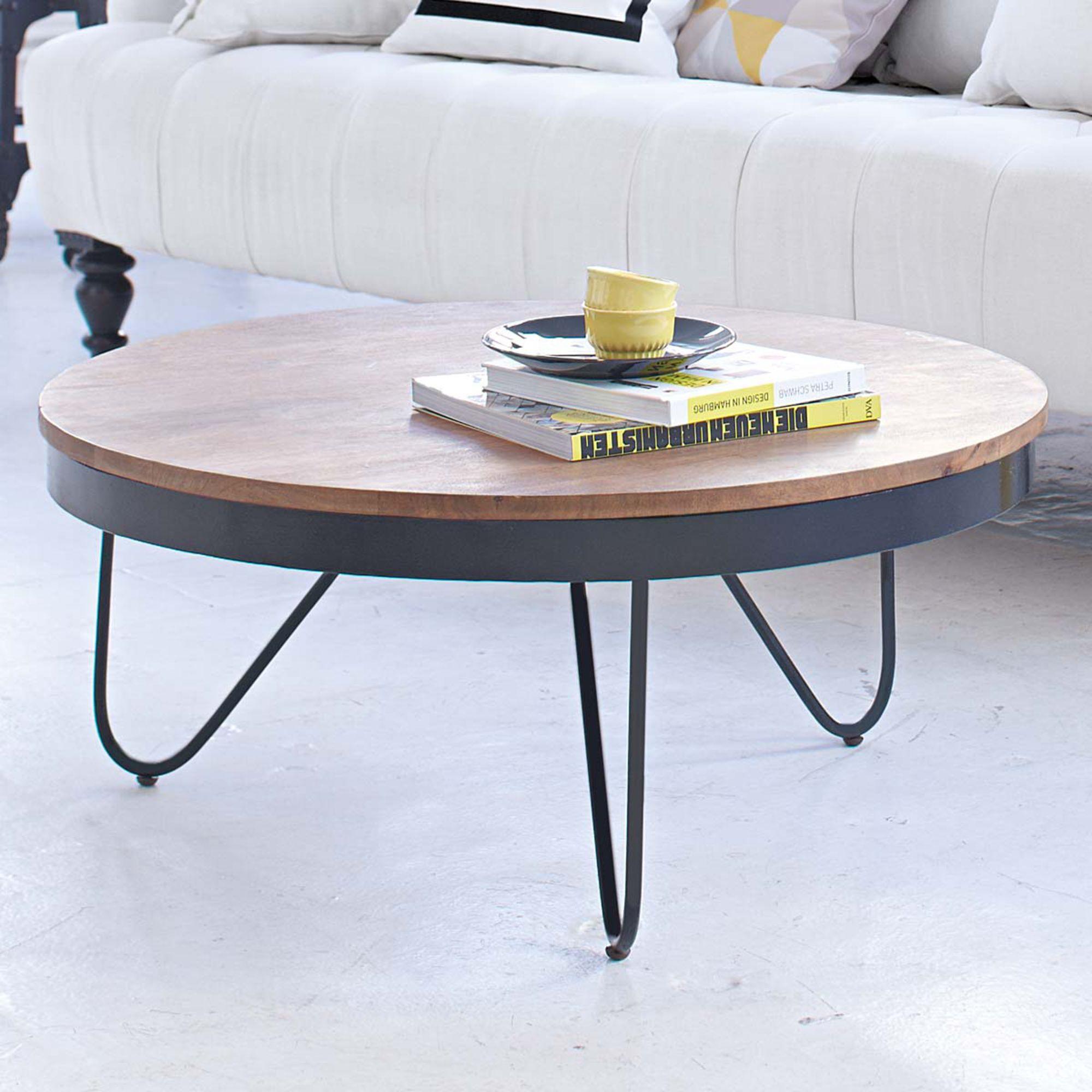 Vintage wohnzimmertisch couch table via impressionen  home maison casa  pinterest