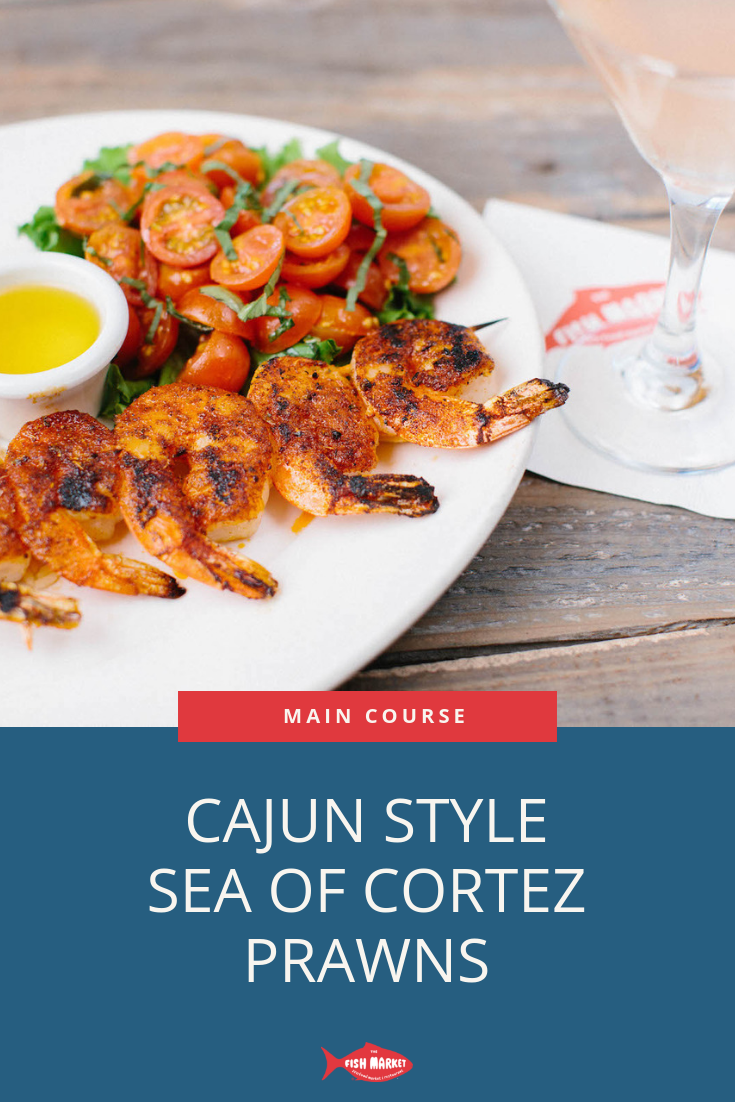 Want Something Fresh And Bold Look No Further Than Our Cajun