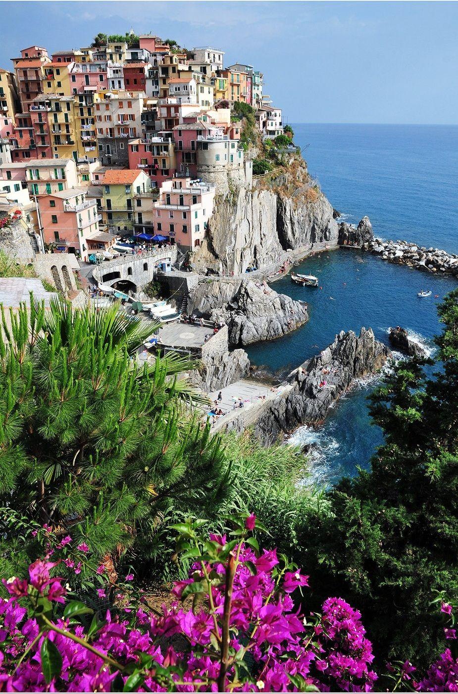 Cinqueterre, Liguria, Italy