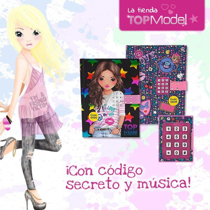 Descubre El Nuevo Diario De Topmodel Con Código Secreto Y Música El Regalo Ideal Para Comun Ropa Para Muñecas Barbie Juguetes Para Niñas Regalos Geniales
