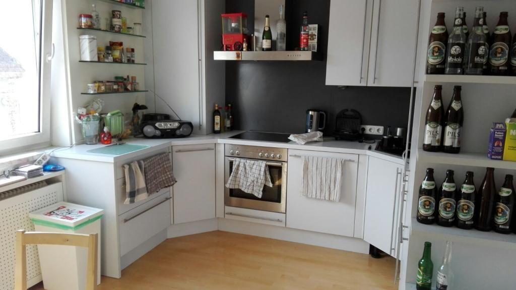 Offene kuche 30 qm for Wohnkuche mit kochinsel