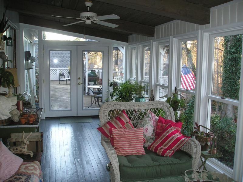 Image Detail For Beautiful Porch Enclosure In Atlanta Ga