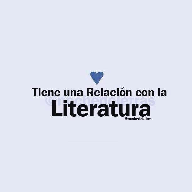Relacion con la literatura