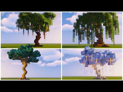 Custom Fantasy Tree Designs