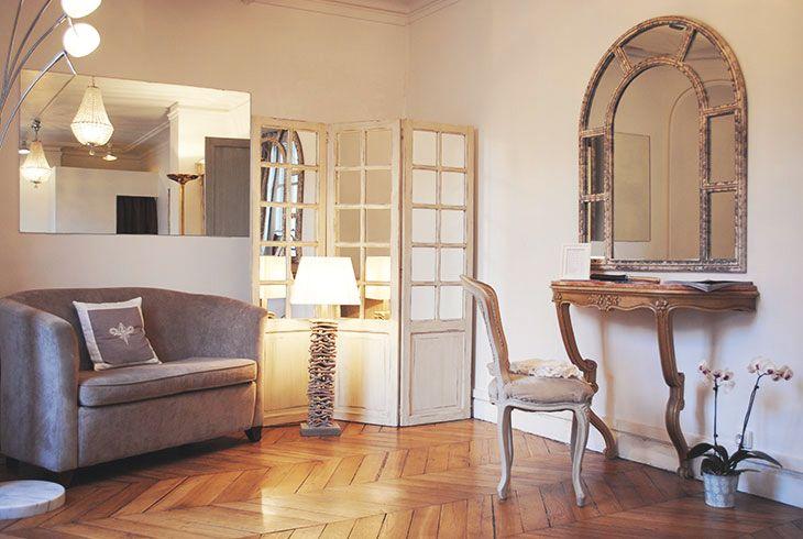Salon De Beaute Agnespaya Deco Sobre Et Elegante Soin Coiffure