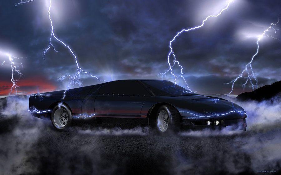 The Wraith Movie 1986 Dodge M4S Turbo Interceptor  Iconic