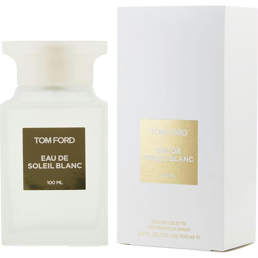 Tom Ford Eau De Soleil Blanc By Tom Ford Edt Spray 3 4 Oz