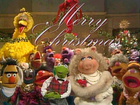 Muppets And Sesame Street Yay Muppets Christmas Muppet
