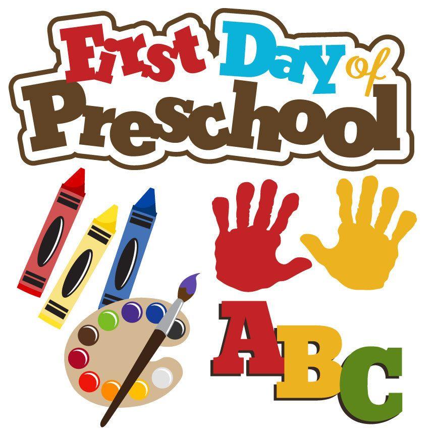 First Day Of Preschool 40 Off For Members Preschool Projects Preschool School Scrapbook