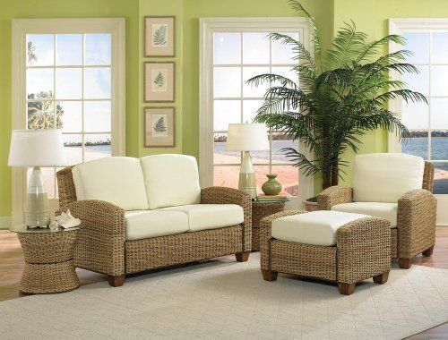 Cabana Banana Love Seat Set 2 in Honey - Home Styles - 5401-200-SET-2 by Home Styles. $2323.00. This product is not recommended to be put outside where it will be exposed to the elements of rain, snow, or bad weather. It will be ok to place outside if you have a covered patio. If you need something that can be placed outside in the elements, please choose one of our many other items in our patio section. Includes: 1 x Cabana Banana Chair in Honey (5401-50) 1 x Cabana Banana Otto...